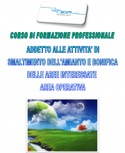 Corso Smaltimento AMIANTO
